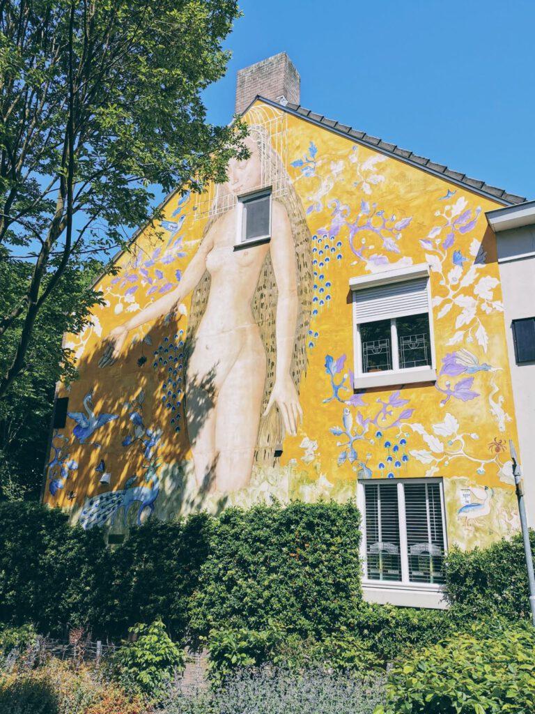 Eva Street Art Den Bosch